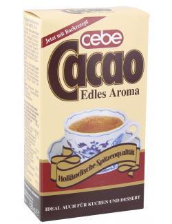 Cebe Cacao (125 g) - 4000257100153