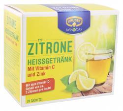 Krüger Day by Day Heissgetränk Zitrone (20 x 8 g) - 4052700202334