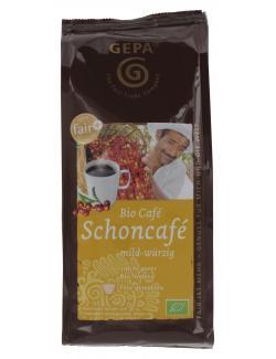 Gepa Bio Schonkaffee (250 g) - 4013320041093