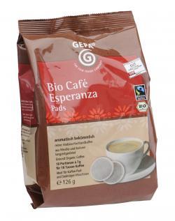Gepa Bio Café Esperanza Pads