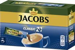 Jacobs 2in1 Tassenportionen Kaffee (140 g) - 7622300208653