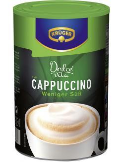 Krüger Dolce vita Typ Cappuccino weniger süß