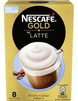 Nescafé Gold Typ Latte (8 x 18 g) - 5011546468730