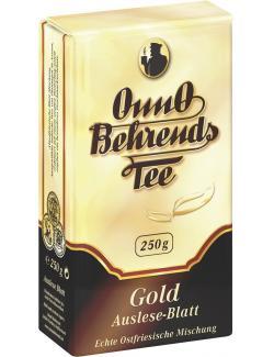 Onno Behrends Blatt Gold-Auslese
