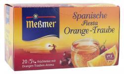 Meßmer Spanische Fiesta Orange-Traube (20 x 2,50 g) - 4002221013056