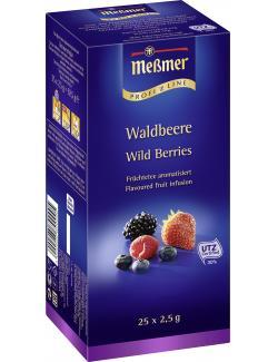 Meßmer ProfiLine Waldbeere (25 x 2,50 g) - 4002221010352