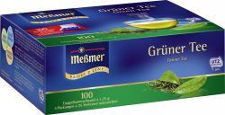 Meßmer ProfiLine Grüner Tee