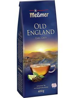 Meßmer Old England Earl Grey (400 g) - 4002221016736