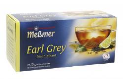Meßmer Earl Grey (25 x 1,75 g) - 4001257218404