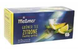 Meßmer Grüner Tee Zitrone
