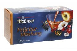 Meßmer Früchte-Mischung (25 x 3 g) - 4001257156003
