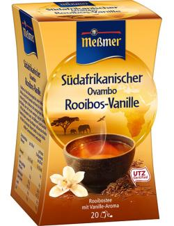 Meßmer Ovambo Rooibos-Vanille (20 x 2 g) - 4001257000931