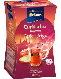 Meßmer Bayram Apfel-Feige (20 x 2,50 g) - 4002221008755