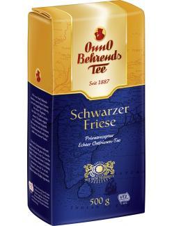 Onno Behrends Schwarzer Friese