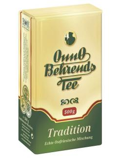 Onno Behrends Tradition (500 g) - 4000491120504