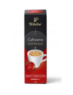 Tchibo Cafissimo Espresso elegant (70 g) - 4046234645170
