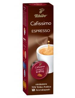 Tchibo Cafissimo Espresso kräftig - 10 Kapseln