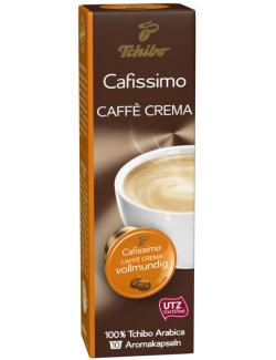 Tchibo Cafissimo Caffè Crema vollmundig - 10 Kapseln