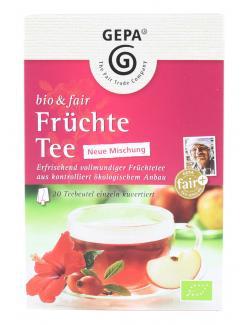 Gepa Bio Früchtetee (20 x 2 g) - 4013320206683