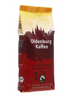 Oldenburg Kaffee Bio-Mexiko-Kaffee Arábica (250 g) - 4030254244123