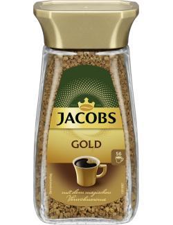 Jacobs löslicher Kaffee Gold, Instant Kaffee