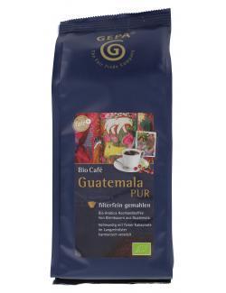 Gepa Bio Café Guatemala pur (250 g) - 4013320042236
