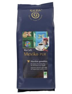 Gepa Bio Café Mexiko pur (250 g) - 4013320225202