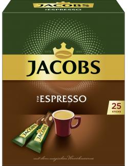 Jacobs Espresso Portions-Sticks