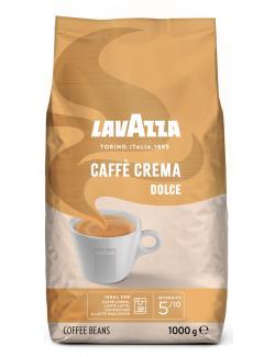 Lavazza Caffè Crema Dolce Bohnen