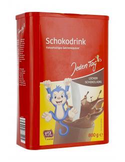 Jeden Tag Schokodrink (800 g) - 4306188055693