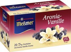 Meßmer Aronia-Vanille (20 x 2,50 g) - 4002221023895