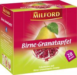 Milford Birne-Granatapfel