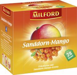Milford Sanddorn-Mango (28 x 2,25 g) - 4002221024786