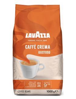 Lavazza Caffè Crema Gustoso Ganze Bohne