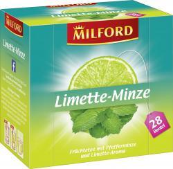 Milford Tee Limette-Minze
