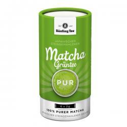 Bünting Matcha Grüntee pur (6 x 2 g) - 4008837224206