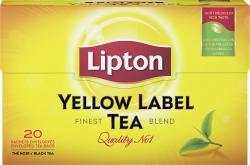 Lipton Yellow Label (40 g) - 5000311511207