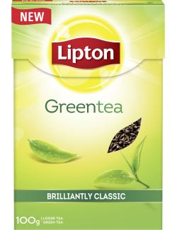 Lipton Green Tea brillantly classic (100 g) - 8712100775222