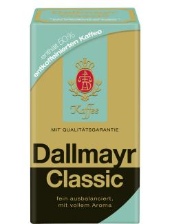 Dallmayr Classic entkoffeiniert (500 g) - 4008167023807