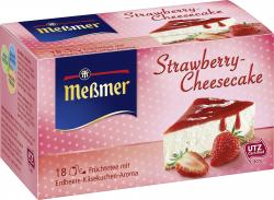 Meßmer Strawberry-Cheesecake