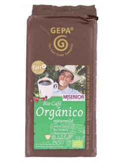 Gepa Bio Café Orgánico naturmild (500 g) - 4013320135051