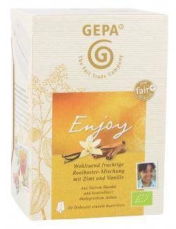 Gepa Bio Teebeutel Enjoy (20 x 1,70 g) - 4013320305911