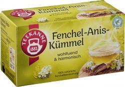 Teekanne Fenchel-Anis-Kümmel