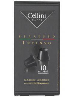 Cellini Kapseln Espresso Intenso (50 g) - 8032872606051