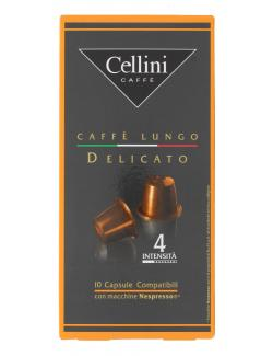 Cellini Kapseln Lungo Delicato (50 g) - 8032872606204