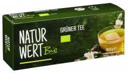 NaturWert Bio Grüner Tee