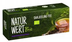 NaturWert Bio Darjeeling-Tee