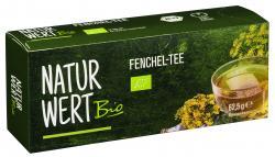 NaturWert Bio Fenchel-Tee