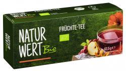 NaturWert Bio Früchte-Tee