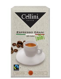 Cellini Espresso Grani (250 g) - 8032872601162
